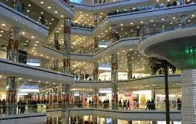 shopping malls and retailing